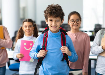 TRAUMA-INFORMED RESILIENT SCHOOLS AND CLASSROOMS